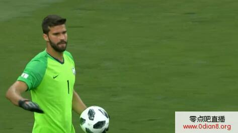 欧冠半决赛首回合罗马2-5利物浦,效力罗马的巴西国门阿利森表示赛后