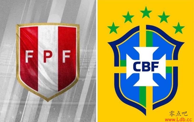 美洲杯-巴西vs秘鲁首发:库蒂尼奥领衔 菲尔米诺先发