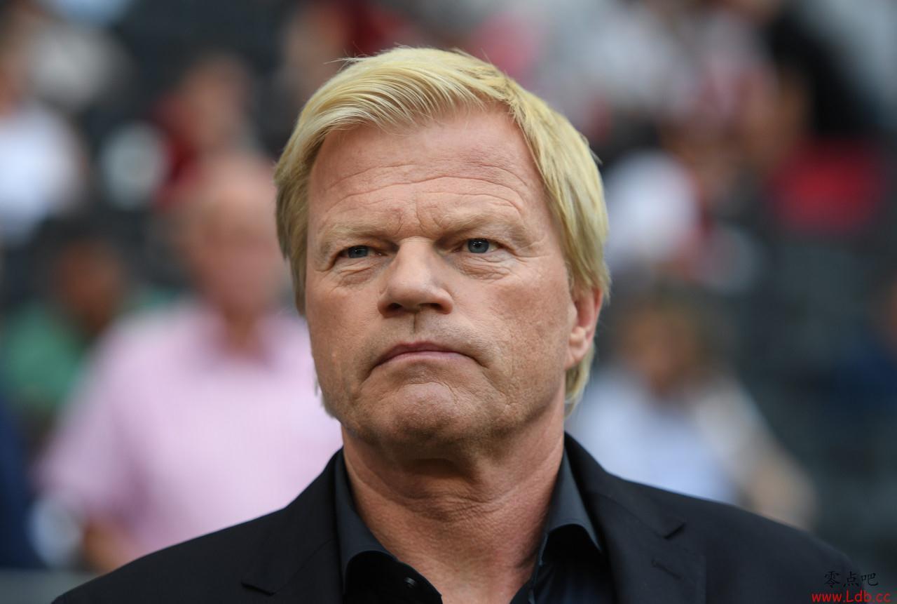 卡恩:拜仁需找能塑造一个时代的教练