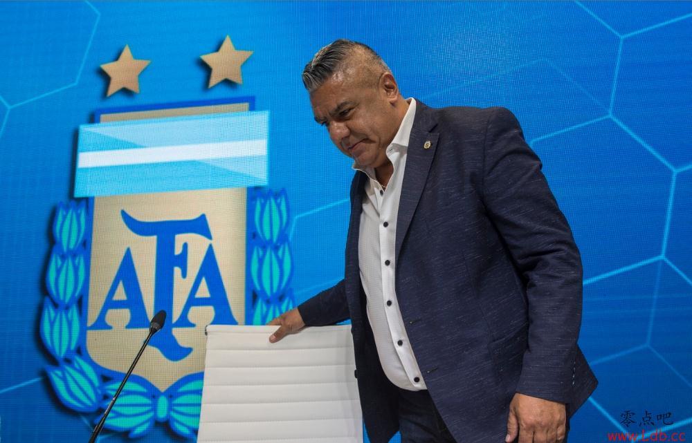 阿足协主席:阿根廷足坛将遭最大损失 不明白为何东奥未推迟
