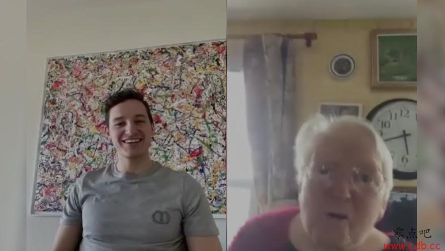 托万与96岁女球迷视频连线,并邀请她在疫情后来球场观战
