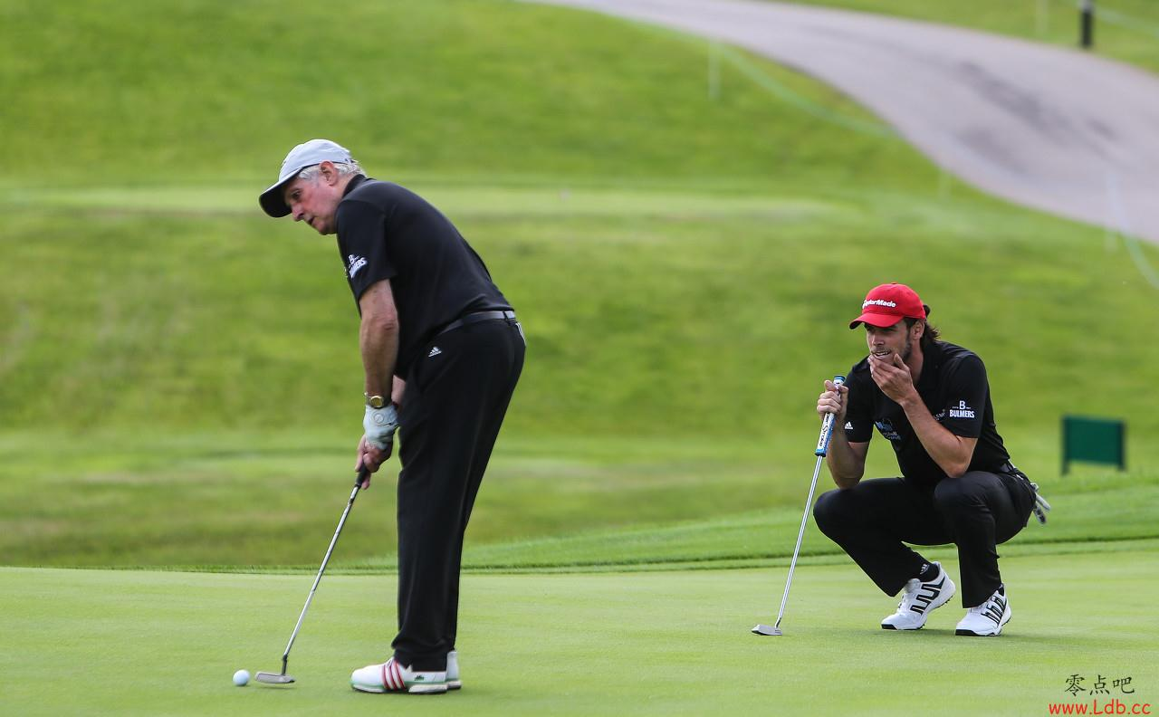 貝爾:不明白大家為什么總批評我打高爾夫