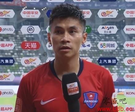黄希扬:球队晋级争冠组前景还不稳,完成300场里程碑感谢所有人